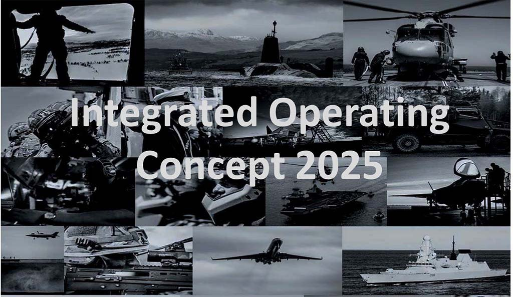 Integrated Operating Concept